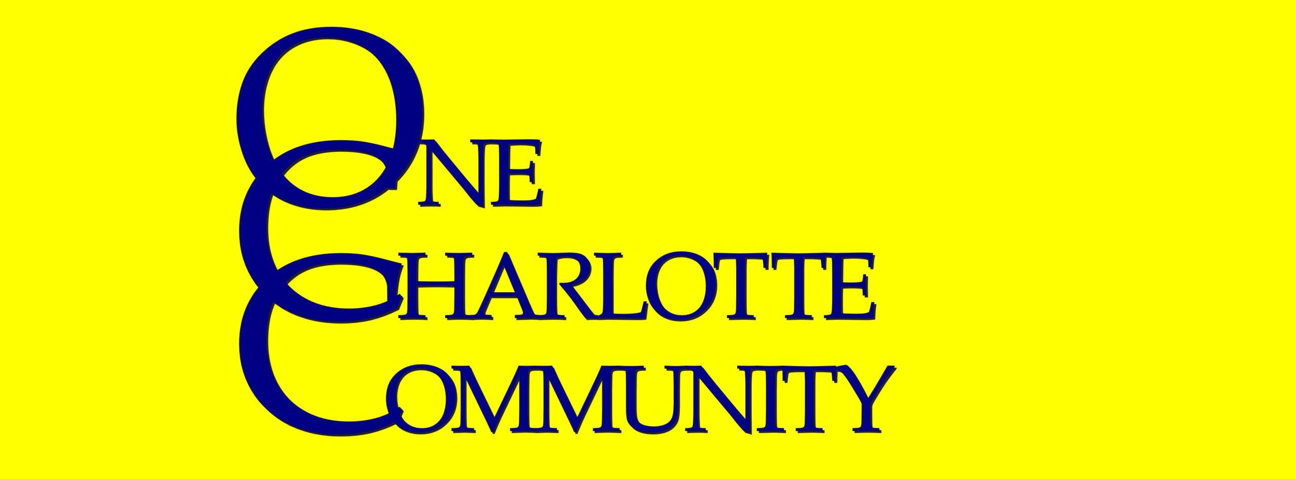 One Charlotte Community